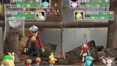 Pokémon Colosseum : les combats