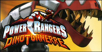 Power Rangers : Dino Tonnerre