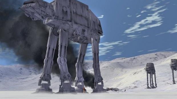 Un Rebel Strike photo-réaliste