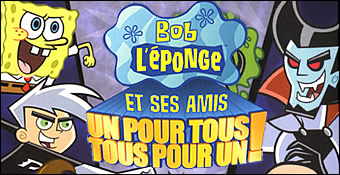 Bob L'Eponge Et Ses Amis : Un Pour Tous Tous Pour Un !