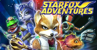 Star Fox Adventures GC ISO - NostalgiaLand