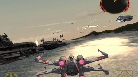 Oldies : Star Wars Rogue Squadron II : Rogue leader