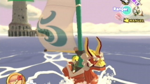 Link booste les ventes de Nintendo