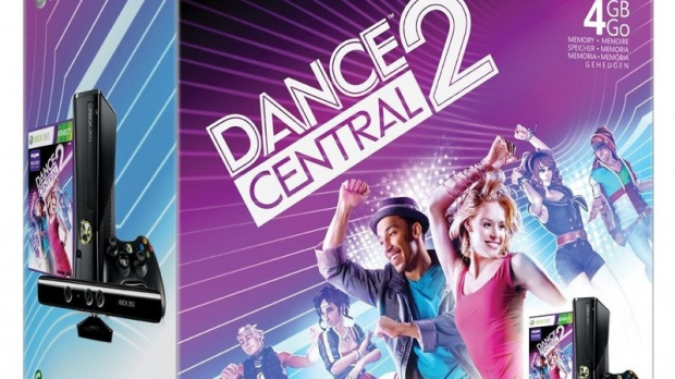 Promo sur le pack 360 Kinect + Dance Central 2