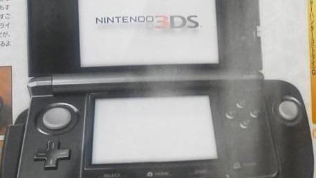 3DS: Le deuxième stick confirmé!