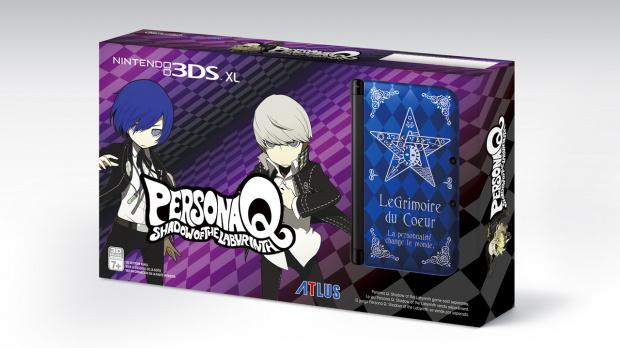 La 3DS XL Persona Q Edition aussi aux Etats-Unis