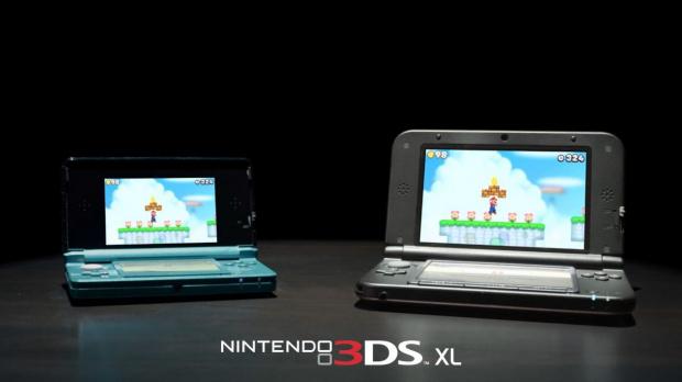 La 3DS XL jouable à Japan Expo