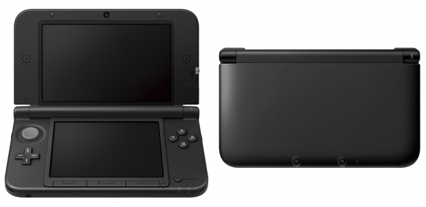 La 3DS XL se met au black