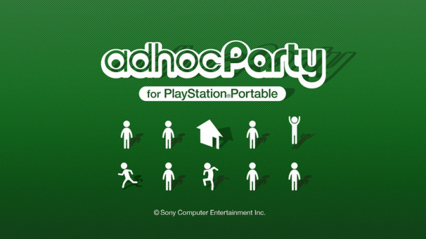 PSP : adhocParty bientôt disponible en Europe