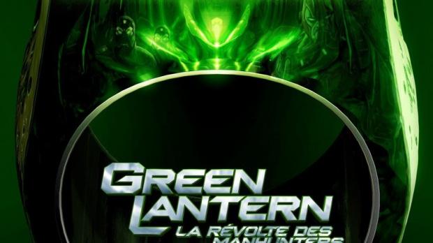 Le film Green Lantern adapté sur consoles