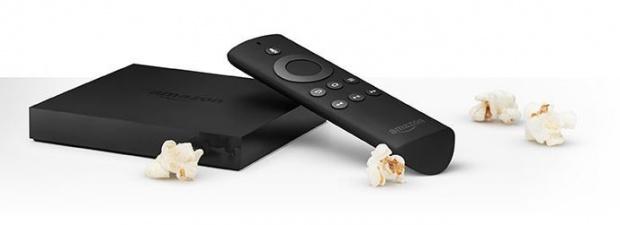 Amazon lance sa Fire TV, entre box et console de jeux