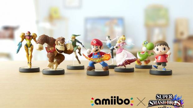 Quelles figurines Amiibo pour quels jeux sur Wii U ?
