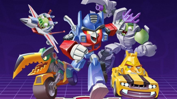 Angry Birds Transformers annoncé
