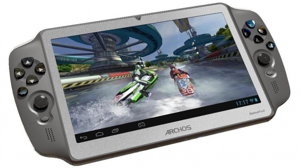La tablette avec pad intrégré Archos disponible