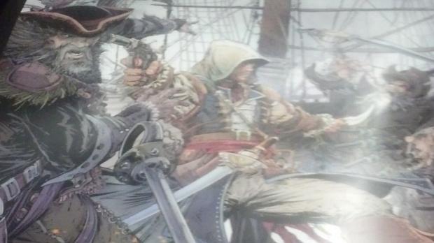 Assassin's Creed chez les pirates se précise