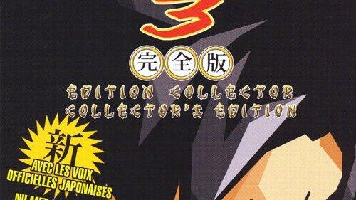 Une version Collector pour Dragon Ball Z Budokai 3