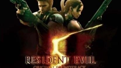 La BO de Resident Evil 5 est disponible