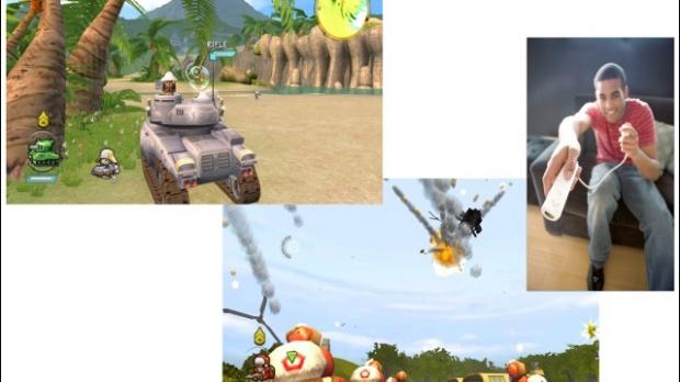 Preview GC : Battalion Wars 2