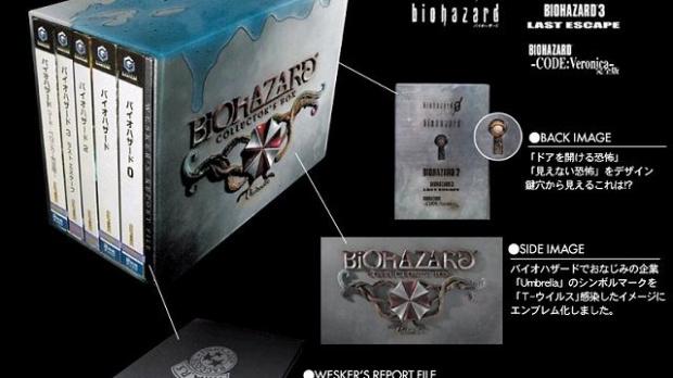 Un collector pour la série Biohazard