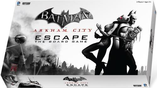 Batman Arkham City en jeu de société