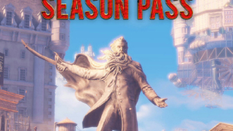 Bioshock Infinite aura son Season Pass