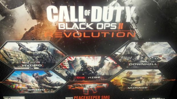 Black Ops II - Revolution confirmé