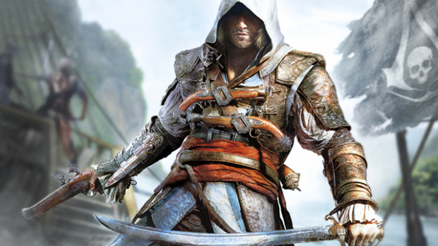 Une jaquette pour Assassin's Creed IV : Black Flag ?