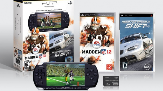 Un bundle PSP viril aux US