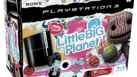 Le bundle PS3/LittleBigPlanet en images