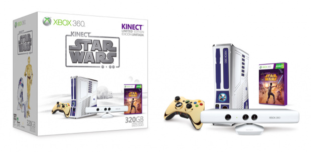 Kinect Star Wars en avance