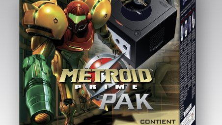 Grosse campagne pour Metroid Prime