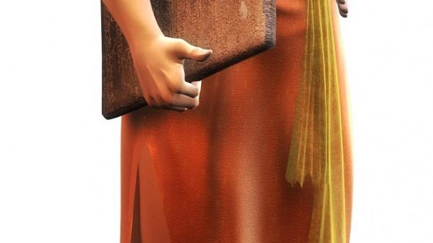 Images : Cleopatre tapisse ses murs