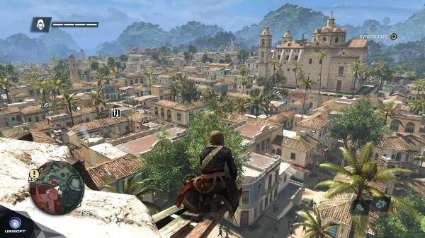 E3 2014 : Assassin's Creed Unity jouable jusqu'à 4
