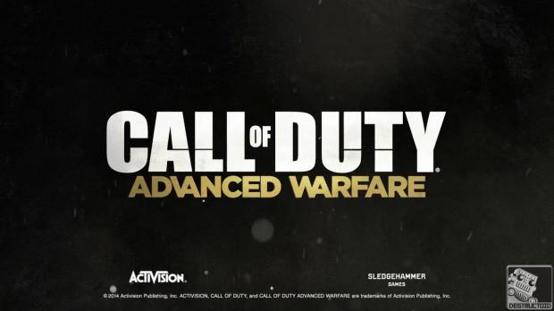 Call of Duty Advanced Warfare : Vidéo et premières images !