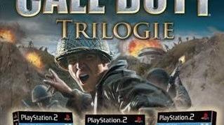 Pack PS2 : la trilogie Call Of Duty