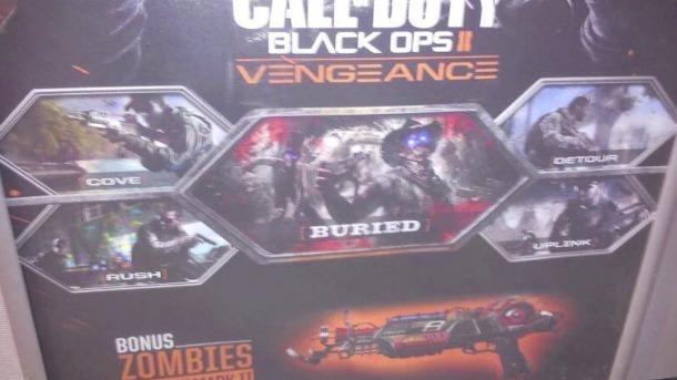 Un nom pour le prochain DLC de Call of Duty Black Ops 2