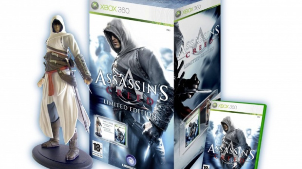 Assassin's Creed : le collector en images