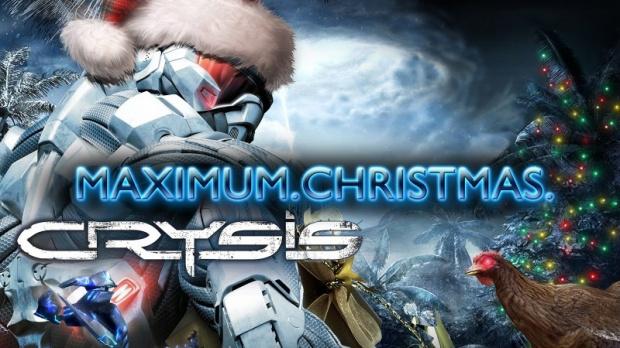 Crysis : un pack de maps pour Noël