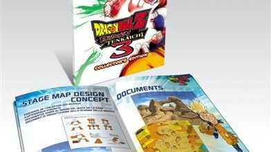 Edition collector pour DBZ Tenkaichi 3