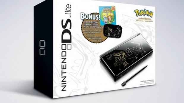 Une DS collector Pokémon pour les US