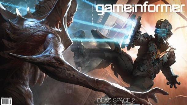 Une pluie d'infos sur Dead Space 2