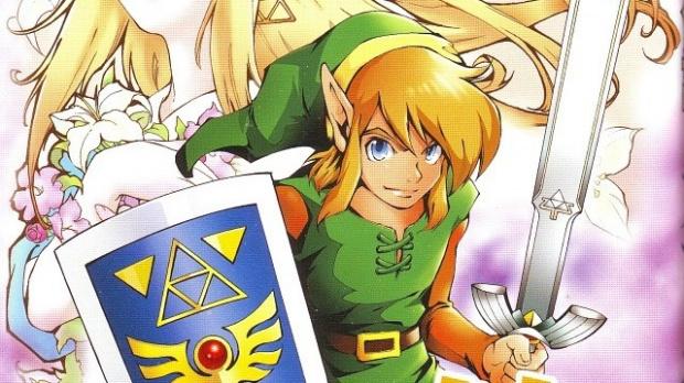 Le manga Zelda arrive en France !