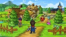 Dragon Quest IX annoncé sur DS