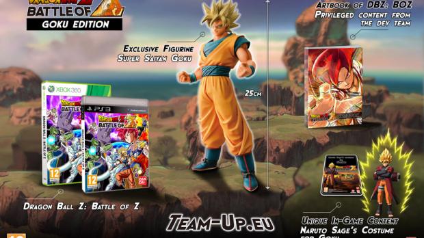 "DBZ : Battle of Z dévoile sa ""Goku Edition"""