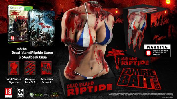 Dead Island Riptide: L'édition collector qui fait scandale