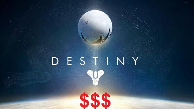 Destiny écoulé à plus 500 millions de dollars auprès des revendeurs