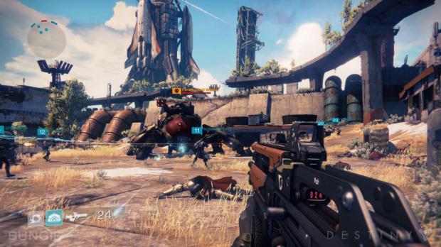 E3 2014 : Destiny en alpha dès jeudi