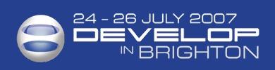 La Develop Conference de Brighton