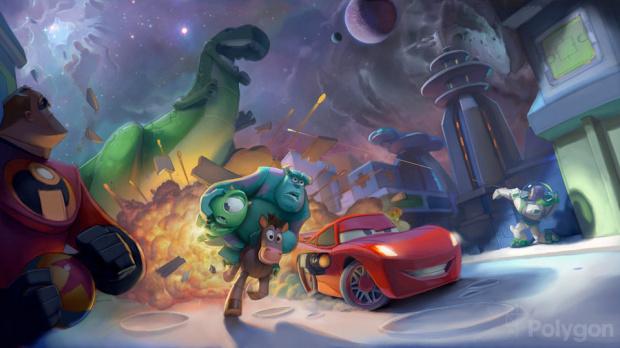 Disney Infinity : Le coffre à jouets ultime ?