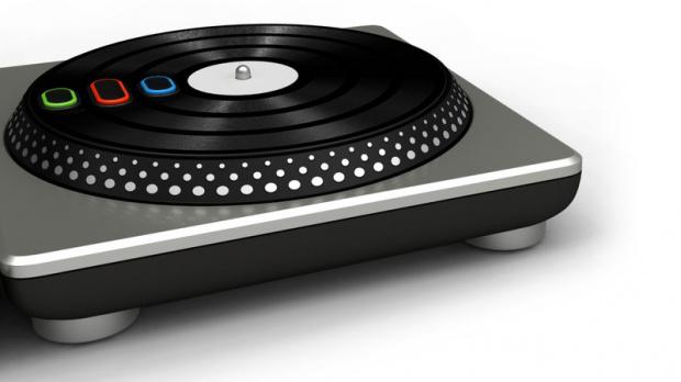 Un nouveau DJ Hero ?